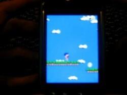 FUN: Freddy Falling for the BlackBerry Storm