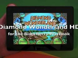 Diamond Wonderland HD arrives for the BlackBerry PlayBook
