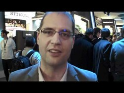 CrackBerry @ Mobile World Congress 2011: Quick Hello from Mike Kirkup (and another Need for Speed demo!)