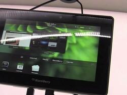 Video Demo: Pairing your BlackBerry Smartphone with BlackBerry PlayBook via BlackBerry Bridge