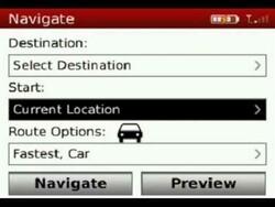 Quick Look: Video Walkthrough of VZ Navigator 5.0 for BlackBerry