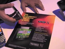 NFC Video Demo on the BlackBerry Bold 9930!