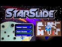 Fallen stars & magic portals keep you guessing in StarSlide for the BlackBerry PlayBook