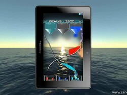 Sand Slides for the BlackBerry PlayBook is now FREE!