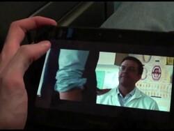 The BlackBerry PlayBook - One fine in-flight companion