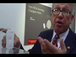 CES 2010: Yet Another Amazing Wireless Charging Option - RCA Airnergy Hotspot Harvesting Charger & Battery Pack