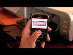 Print, view, and send content wirelessly from your BlackBerry to PC with Tazzle IT