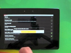 IM+ launch a free version of their popular instant messaging app for the BlackBerry PlayBook