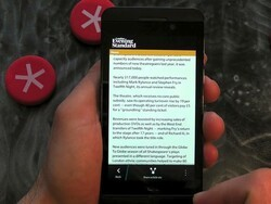 Keep up to date with the top stories in the UK capital with the London Evening Standard for BlackBerry 10