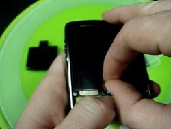 How To Install a MicroSD Card Into a BlackBerry That Does Not Have an Externally Accessible Media Card Slot