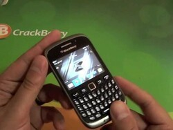 BlackBerry Curve 9310 Unboxing