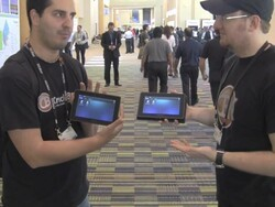 Video Demo of Video Chat on the BlackBerry PlayBook!