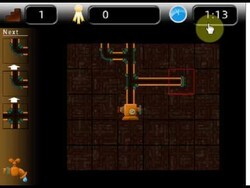 Epic Applications Updates Their Popular Pipe Dreams Game For OS 4.5 Devices