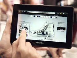 New commercial highlights the BlackBerry PlayBooks Adobe Flash abilities