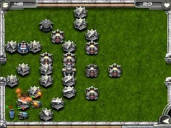 Fierce Towers: Tower Defense Game for the BlackBerry Storm