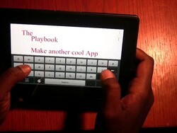 Ran out of sticky notes? Try NOTO for the BlackBerry PlayBook