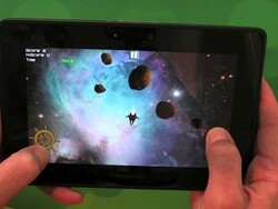 Get blasting some asteroids with Satellite Assault for the BlackBerry PlayBook
