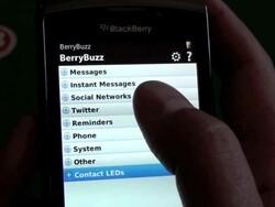 Review: BerryBuzz for BlackBerry Smartphones