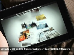 TAT Cascades Demo: Rich UI Development for BlackBerry Apps