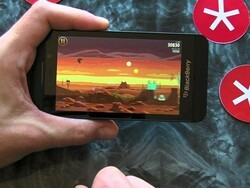 We go hands on with Angry Birds Star Wars for BlackBerry 10 - Ca-Caw!
