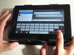BlackBerry Bridge v2.1 brings text messages to the BlackBerry PlayBook