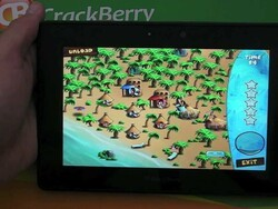 Become a holiday resort manager with Tropical Mania for the BlackBerry PlayBook