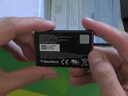 BlackBerry Curve 9220 Unboxing Video