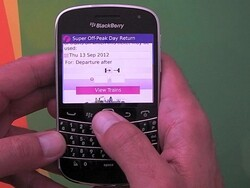 Need to plan a train journey in the UK? - You need the Rail Tickets app for BlackBerry Smartphones