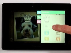 A closer look at the development of Scrapbook for the BlackBerry PlayBook