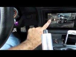 Check out this cool 4G LTE BlackBerry PlayBook custom car mount by CrackBerry member Mark PPG!
