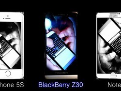 Speaker Battle: iPhone 5s vs BlackBerry Z30 vs Galaxy Note 3