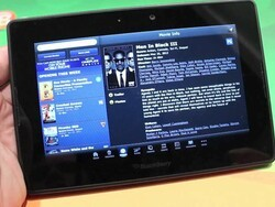 Make getting to that Hollywood blockbuster even easier with the Cineplex Odeon App for BlackBerry
