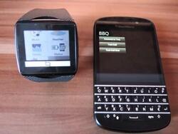 Qualcomm Toq BlackBerry 10 app in the works