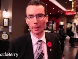 CrackBerry was on site as Rogers and CIBC made the first mobile payment in Canada with a BlackBerry smartphone