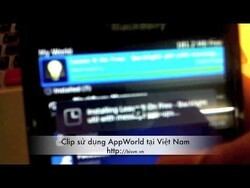 BlackBerry App World now available to BlackBerry users in Vietnam