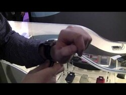 CES 2010: Video First Look at the Upcoming inPulse Smartwatch for BlackBerry Smartphones