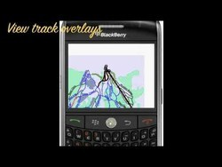 Track Your Trails with BerrySki for BlackBerry