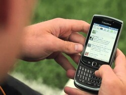 New batch of BlackBerry Torch commercials hit the airwaves