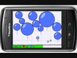 New BlackBerry Game Balloon Filler is Fun!