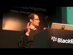Video: Thought Process Behind Building a BlackBerry Super App Using New Twitter App as an Example