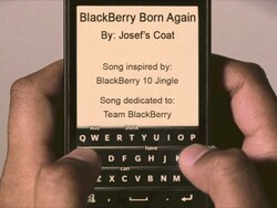 BlackBerry Born Again - A rock song for Team BlackBerry