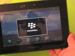 How to Update the OS on the BlackBerry PlayBook