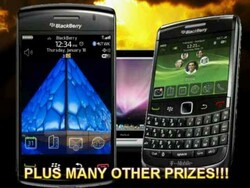 Introducing the I LOVE MY CRACKBERRY Video Contest: Win a BlackBerry Storm 2, Bold 9700, Macbook and More!