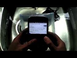 BlackBerry Waterproof Cases Head-to-Head: Overboard vs Aquapac