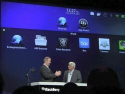 BlackBerry DevCon Highlights: Alan Panezic talks on the BlackBerry PlayBook in Enterprise