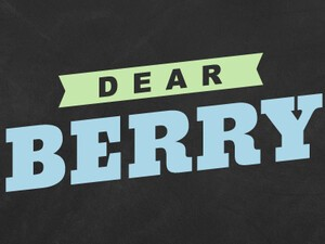 Dear Berry: How do I delete my email address from my contact list?