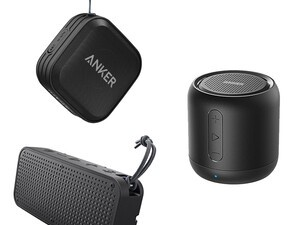 Anker is offering a variety of its Bluetooth speakers for up to 43% off