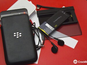 BlackBerry Z10 Accessory Roundup