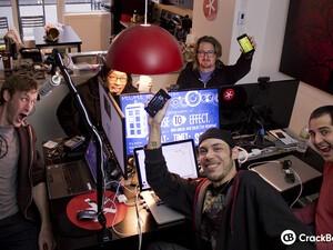 CrackBerry Live Podcast 104: BlackBerry Z30 review, BBM, Jam Asia and BBRY news galore!