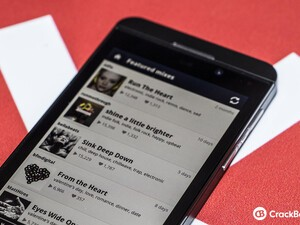8Tracks internet radio app arrives in BlackBerry World for BlackBerry 10 and PlayBook
